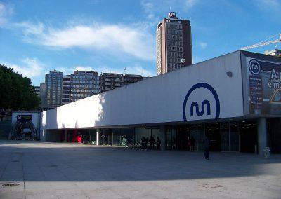 Metro da Trindade Porto