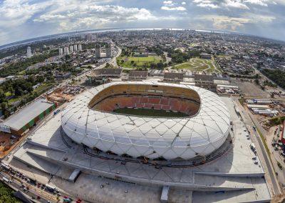 Estádio Manaus, Brasil